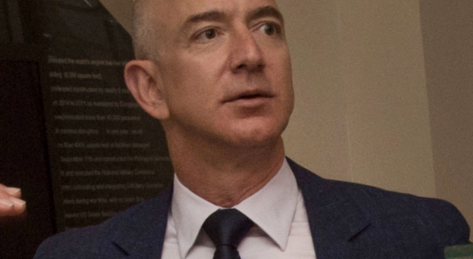 Jeff Bezos Gives Away $10B To Save The Planet From Climate Change