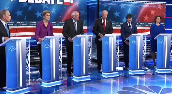 South Carolina Debate: Democrats Target Sanders, Bloomberg And Warren Go At Each Other Again, Biden Sure Of Win