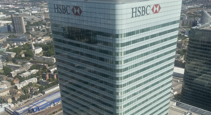 HSBC Clears The Entire London Office Floor As Employee Tests Positive For Coronavirus