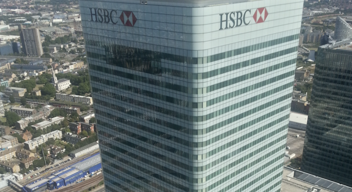 HSBC, Deutsche Bank Lead Bank Stock Sell-Off Following Money Laundering Allegations, Potential China Blacklist