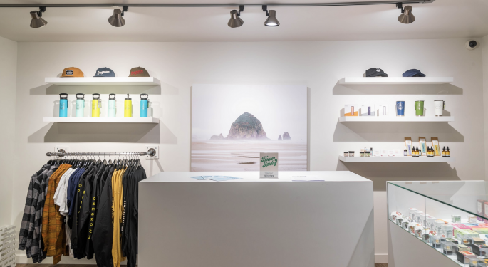 Laid Back Coastal Vibes: A Look Inside Oregrown's Newest Store In Oregon