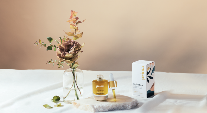 New Cannabis Products: MyCHELLE And Prima's Skincare, Cut&Dry's Flower