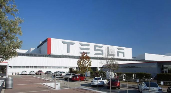 Tesla To Shut Down Fremont Factory Due To Coronavirus, Says It Has Enough Cash To Survive