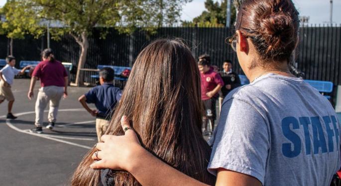 TikTok Donates $3M To Schwarzenegger's Charity To Help Children Affected By Coronavirus Outbreak