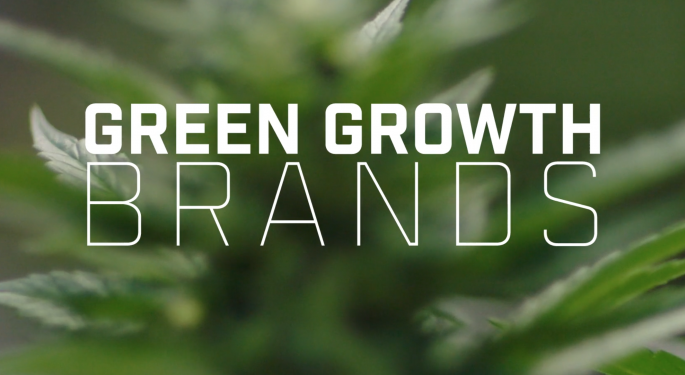 Green Growth Brands Appoints CBD Subsidiaries As Receivers, Continues Operations In FL, MA And NV