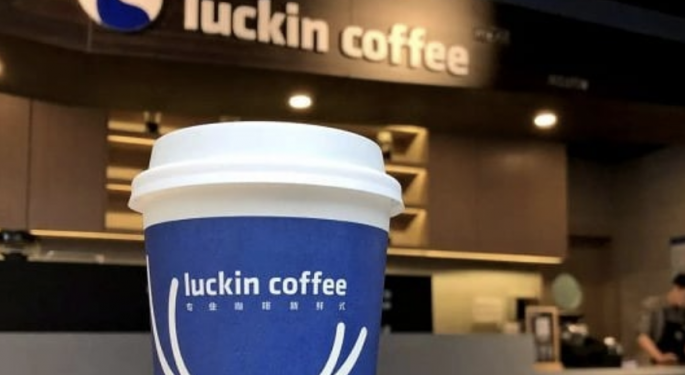 Luckin Stock Drops Further As Lenders Seek To Seize 76.4M Shares For Defaulted Loan