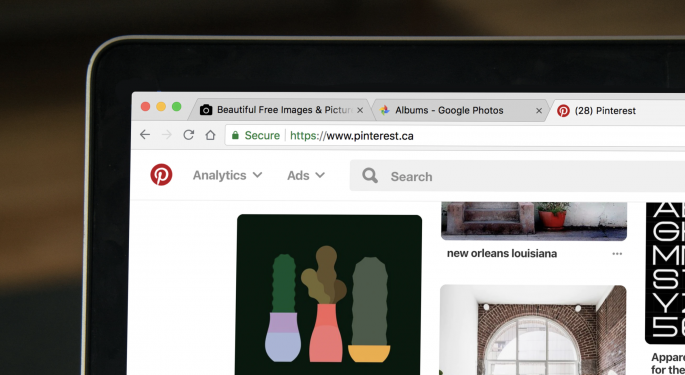 Pinterest Shares Rise Sharply After Preliminary Q1 Numbers Beat Analyst Projections