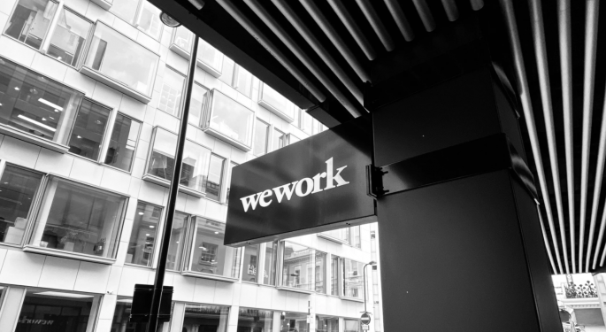 WeWork Sues SoftBank After $3B Share Offer Deal Sours