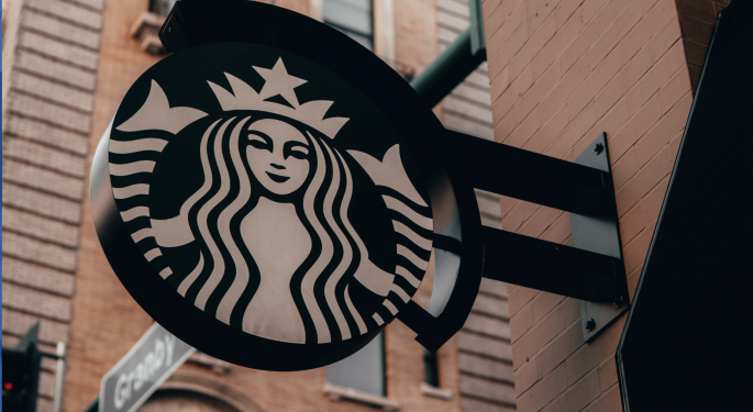 Starbucks Shares Fall As Q2 Earnings Halve Amid Pandemic