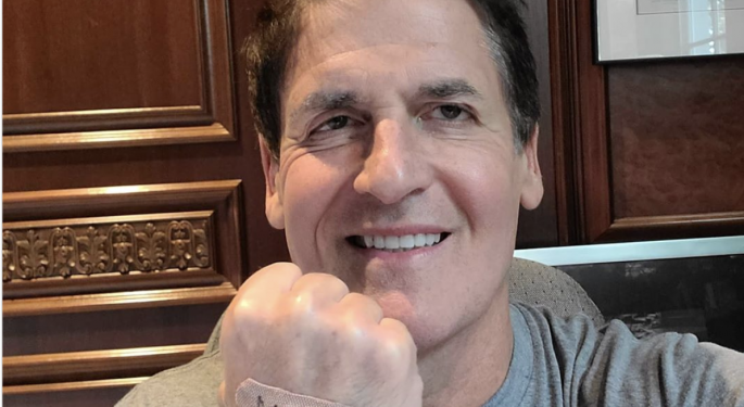 Mark Cuban Says Small Businesses Are Being Left 'Out In The Cold'