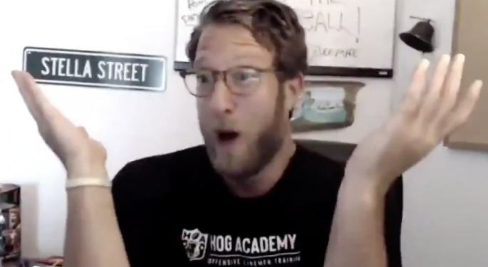 Barstool's Dave Portnoy Perfectly Captures Day Trading This Market Video