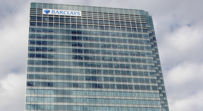 Barclays Q1 Net Profit Erodes By 42%, Bank To Take Up $2.6B Credit Impairment Charge
