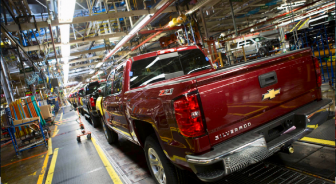 General Motors To Open Mexican Factory