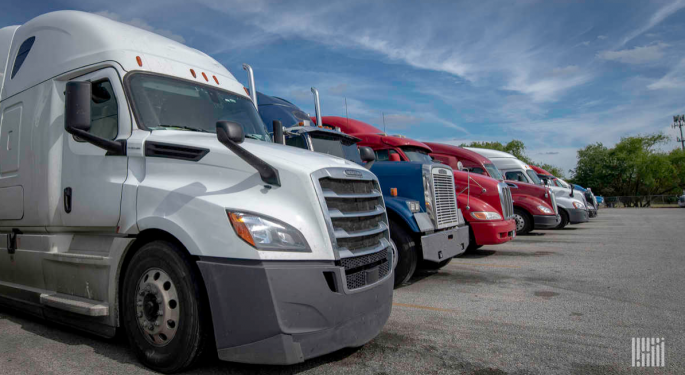 Today's Pickup: OTR Capital Integrates Trucker Tools Functionality Into Customer Portal