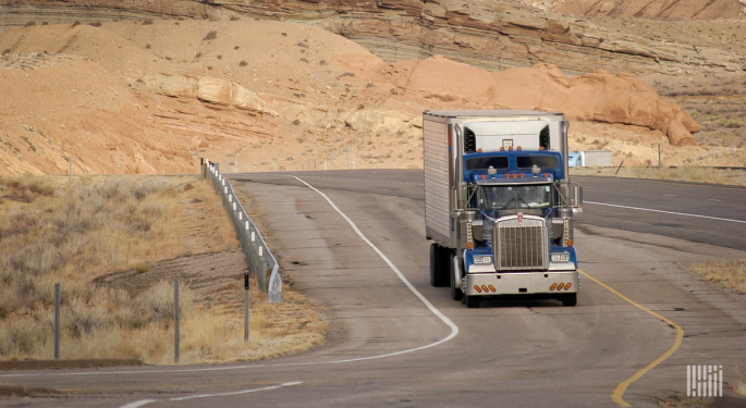 Digging Trucking Markets Out Of A Hole