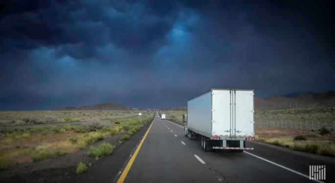 Trucking Markets: Capacity Tightness Spreads