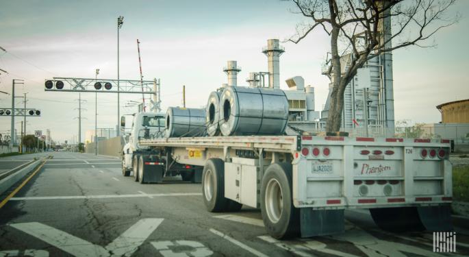 Report: U.S. To Hit Canada With Aluminum Tariffs