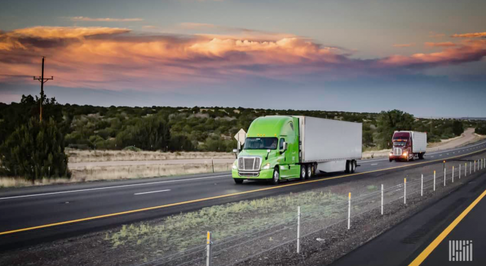 How Machine Learning Improves The Efficiency Of Freight Operations
