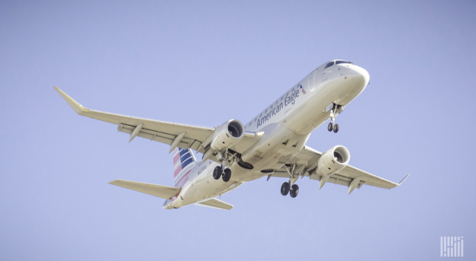 American Airlines Announces New Cargo President