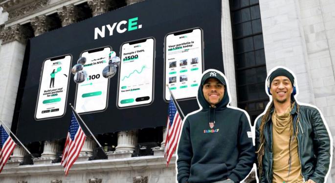 Exclusive: Sneak Peek Inside The 'Robinhood Of Real Estate,' NYCE's Crowdfunding App REIFY