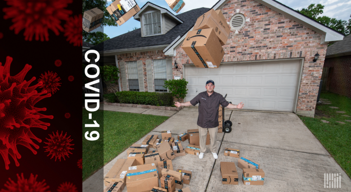 COVID-19 Has Managed To Wreck The Delivery Economy