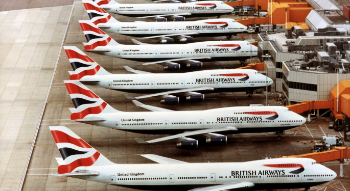 Will Shippers Miss The British Airways 747?
