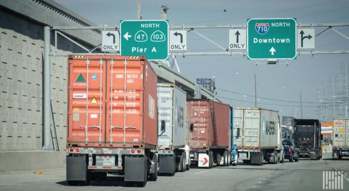 PierPass: OffPeak Program Diverted 48 Million Truck Trips