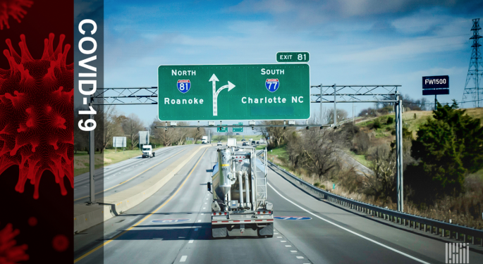 Carriers May Face Penalties, Shutdowns Under Virginia COVID-19 Regulations