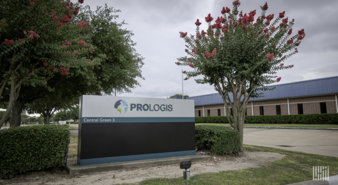 Prologis Sees Market For Logistics Space Turn Corner From Pandemic