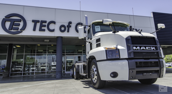 Group Seeking To Suspend Excise Tax On Truck Purchases Pushes On In Stimulus Negotiations