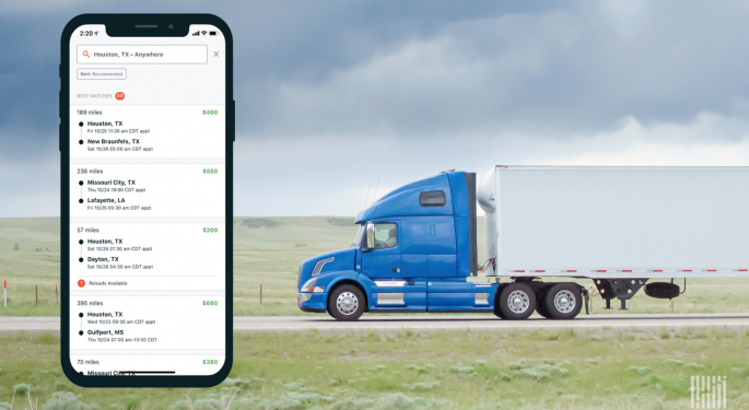 Convoy Rolls Out Spot Rate Benchmarking Tool For Shippers