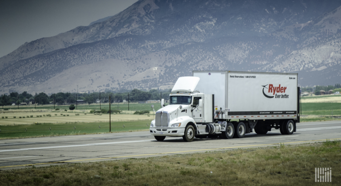 Ryder's Fulfillment By Merchant Service Hopes To Get A Boost From Recent Amazon Move