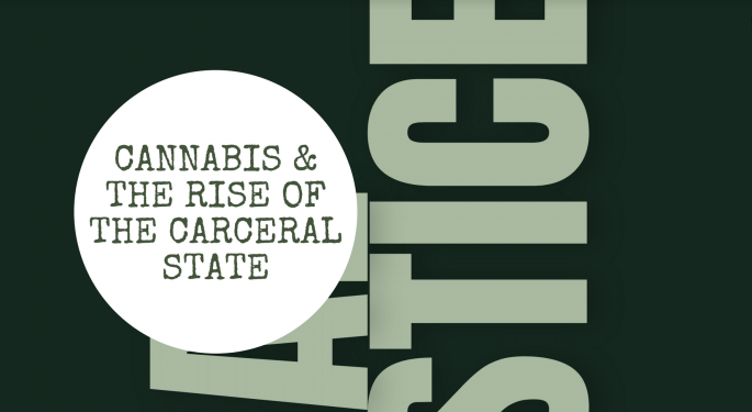 'Criminal Injustice' Report Charts Cannabis Impact On Policing Practices