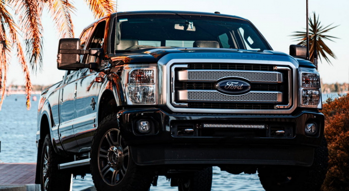 Trucks To The Rescue Of Ford And Fiat Chrysler