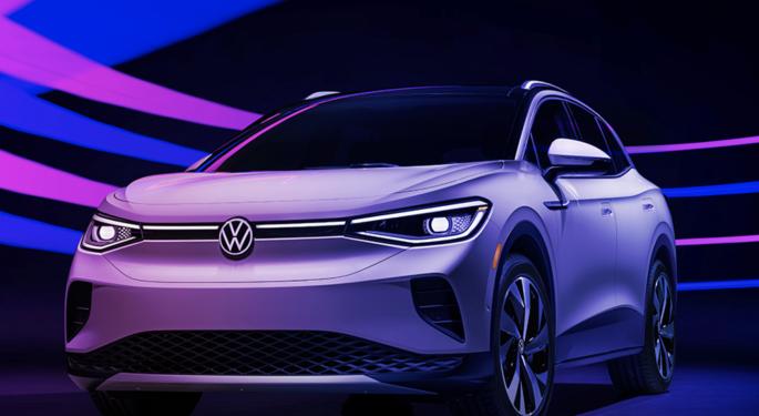 CEO de Volkswagen: 'Una carrera con Tesla'