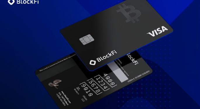 BlockFi To Launch Bitcoin Rewards Visa Credit Card In Early 2021