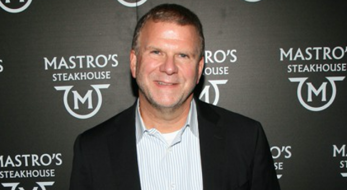 Landry's Tilman Fertitta Discusses Restaurant Momentum: 'People Are Tired Of Being Locked Up'
