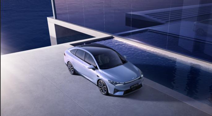 Xpeng vende más barato que Tesla con su P5 de 24.700$