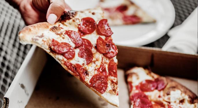 Una correduría japonesa permite cambiar tokens por pizza y pasta