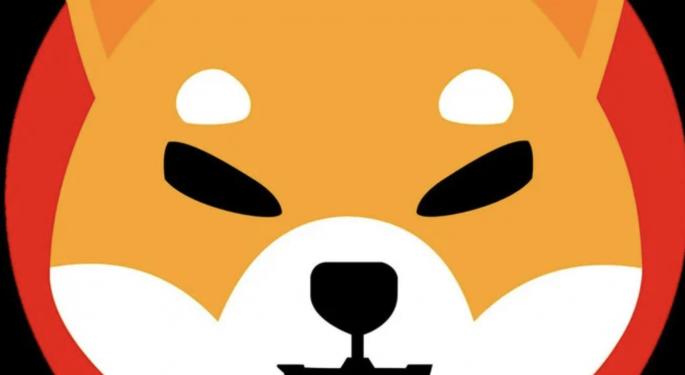 Shiba Inu supera a Dogecoin en los últimos 3 meses