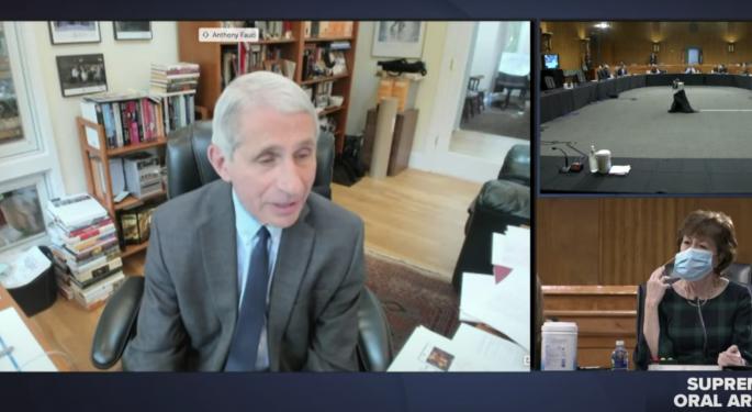 4 Key Takeaways From Senate's Online Hearing On US Coronavirus Strategy, Reopening Economy