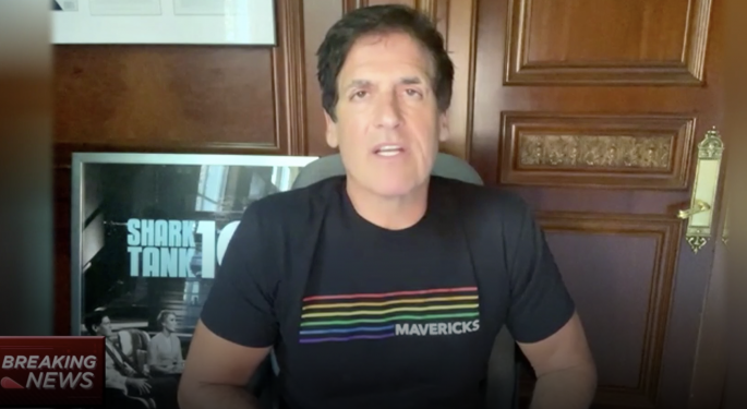 Mark Cuban On Consumer Demand, Small Businesses Dilemma And Market Uncertainty