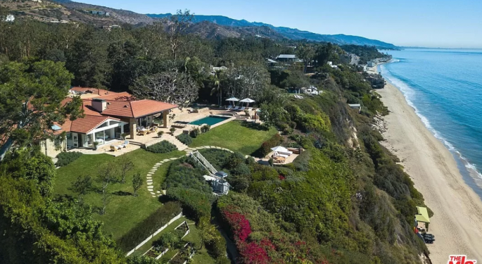 This $125M Malibu Property Includes A Decked-Out Cabana And Recording Studio