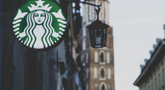 Starbucks To Close 400 US Stores As It Restructures Business, Expects $2.2B Decline In Q3