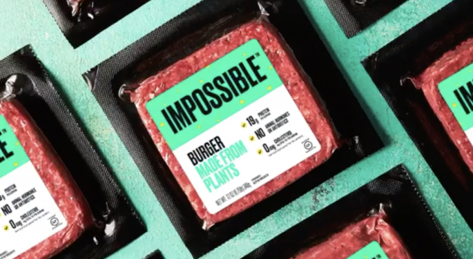 After Starbucks Partnership, Impossible Foods CEO Says Meat Industry Will Be 'Completely Replaced' In 15 Years