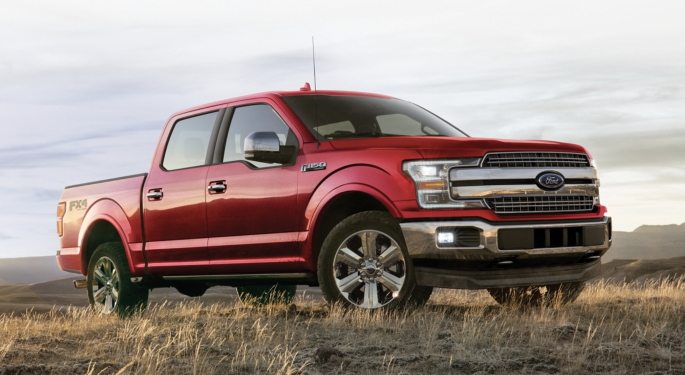 Ford F-150 Gets Fresh Interior But Mostly Maintains The Same Old Look On The Outside
