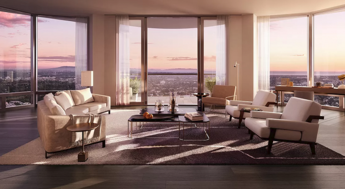 Check Out This Los Angeles Luxury Penthouse On Elm St. For $19.5M