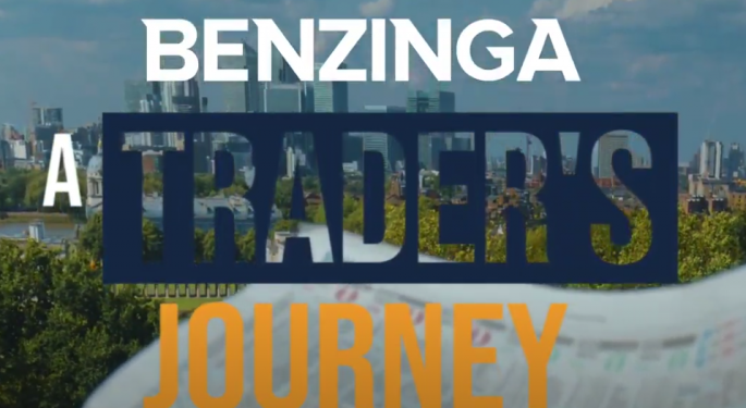 A Trader's Journey: Shawn Catena