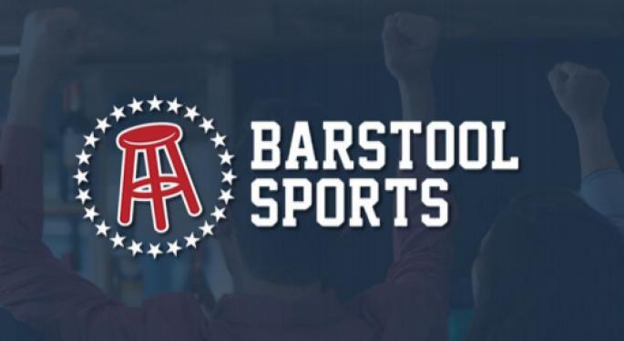 Barstool Sportsbook Optimism Powers Penn National To 52-Week High