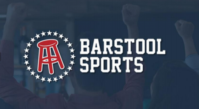 Dave Portnoy Shares Thoughts On Penn Stock Offering, Barstool App Figures